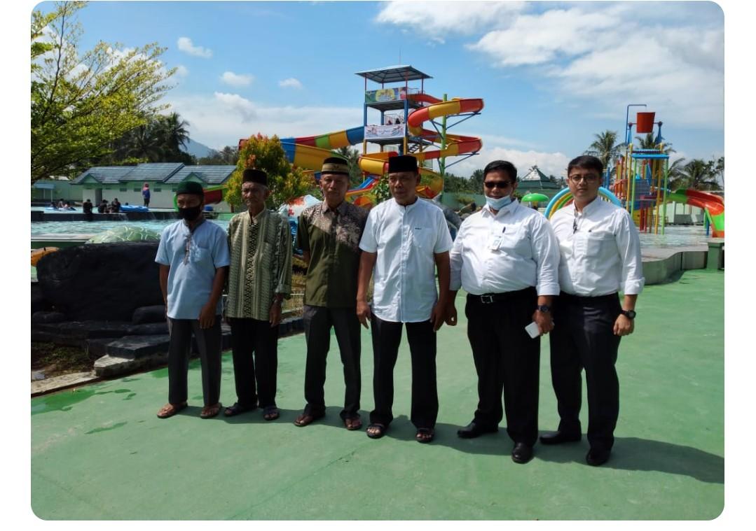 Batang Tabik Water Park Dibuka Untuk Pengunjung Payakumbuhpos Id